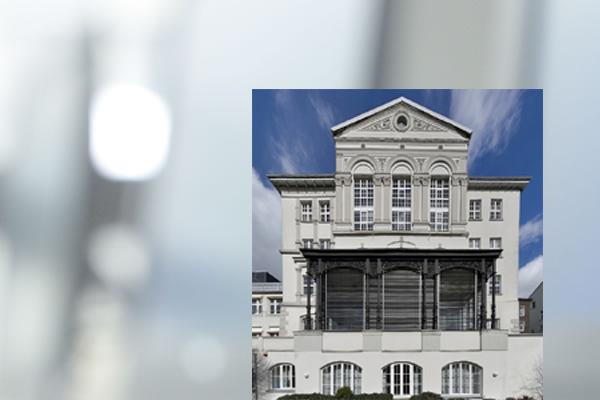 Gebäude der ERT-Optik Dr. Thiel GmbH